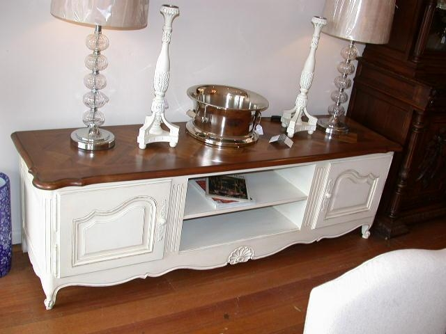 French Accent – French Provincial Furniture – French Provincial In Most Recent French Tv Cabinets (Image 6 of 20)