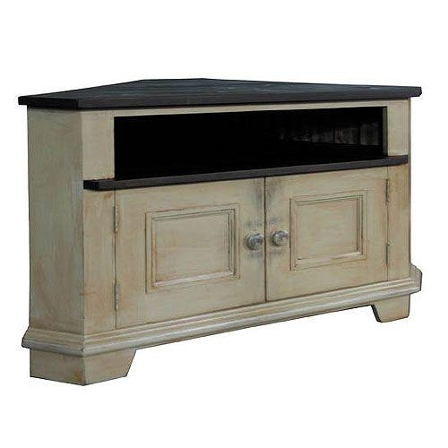 French Country Corner Tv Stand – French Country Furniture – Kate Pertaining To 2017 Country Tv Stands (Image 7 of 20)