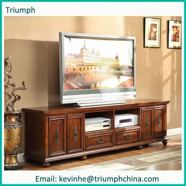 French Style High Quality Untique Furniture Led Tv Cabinet – Buy With Most Popular French Style Tv Cabinets (Image 14 of 20)