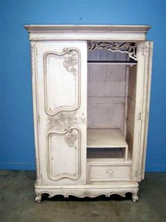 French Upright Tv Cabinet | Country Interiors Within Most Popular French Tv Cabinets (Image 13 of 20)