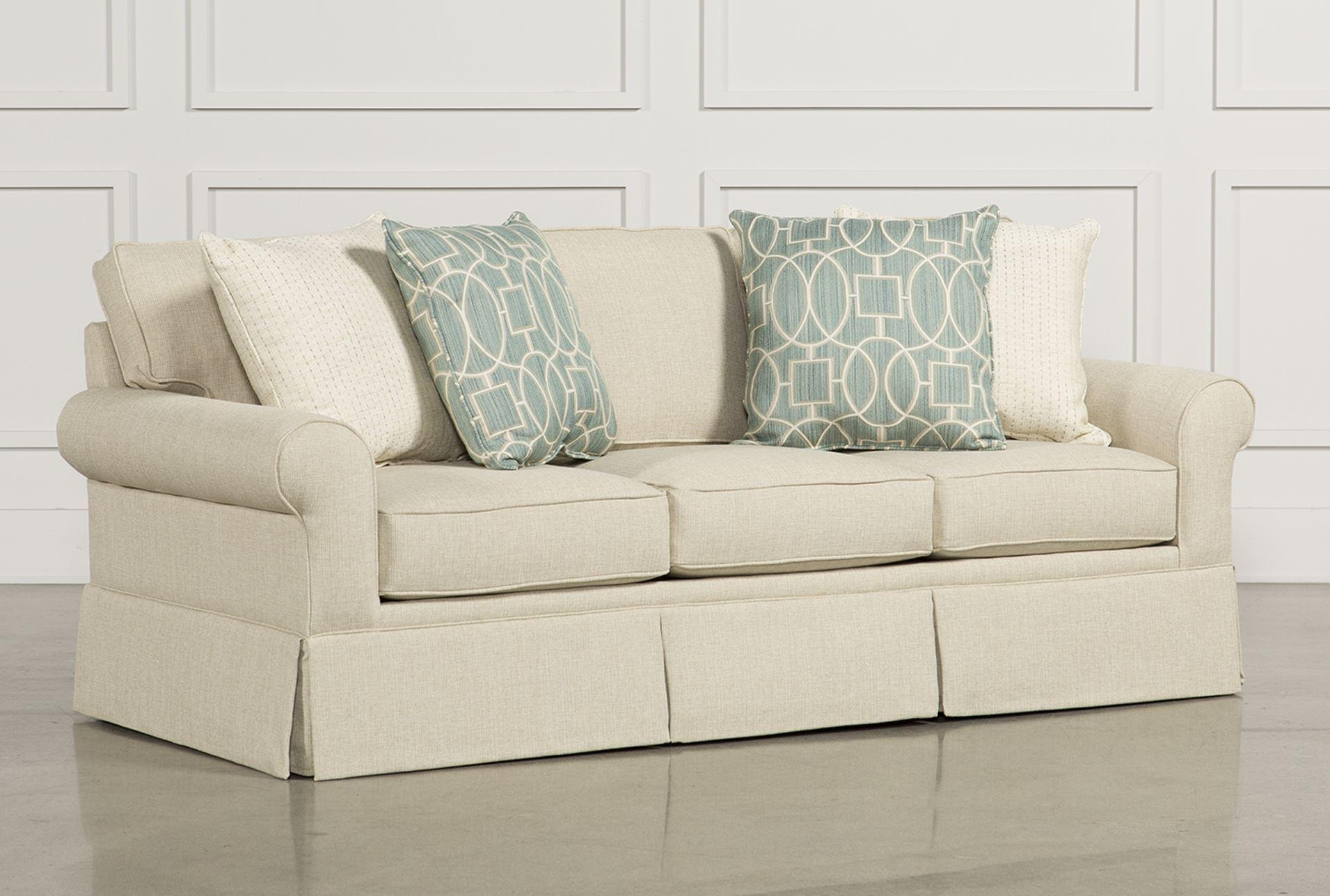 Fresh White Fabric Sofa 31 On Modern Sofa Ideas With White Fabric Sofa Within White Fabric Sofas (Image 8 of 20)