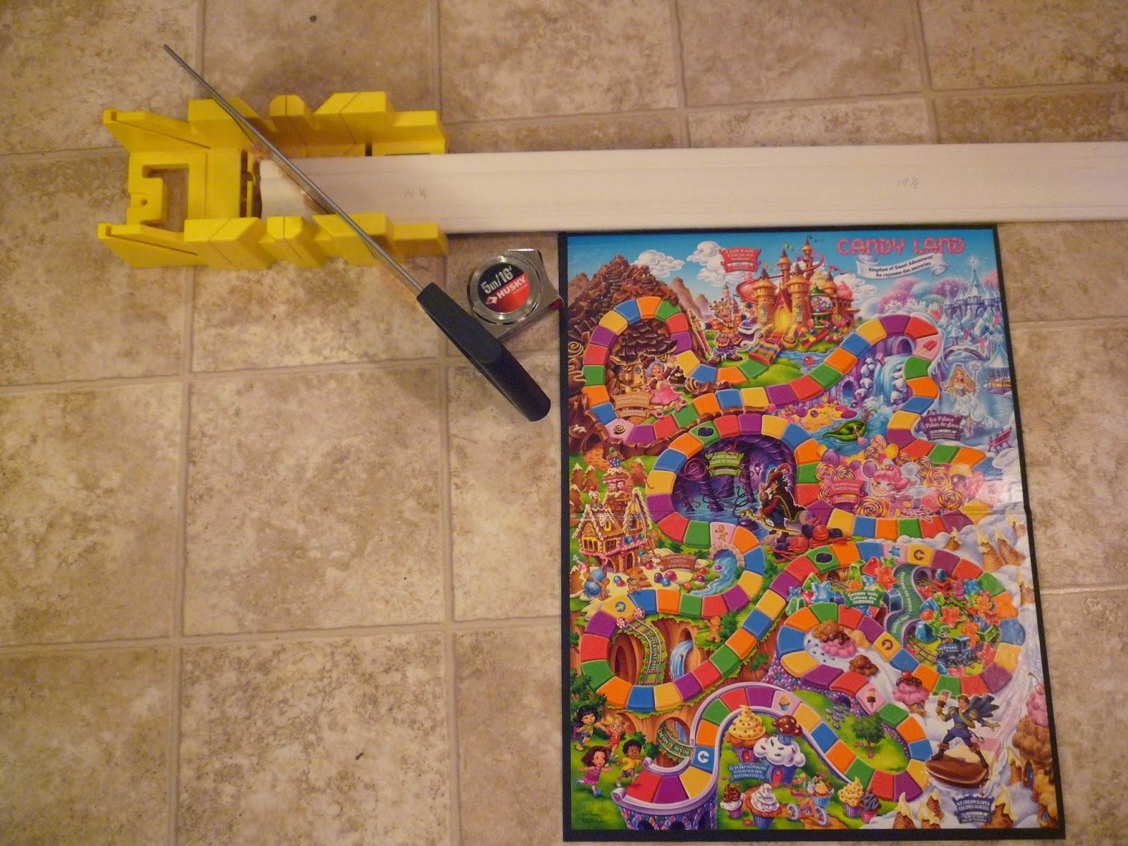 Full Time Frugal : Diy Framed Board Game/art In Board Game Wall Art (Image 12 of 20)