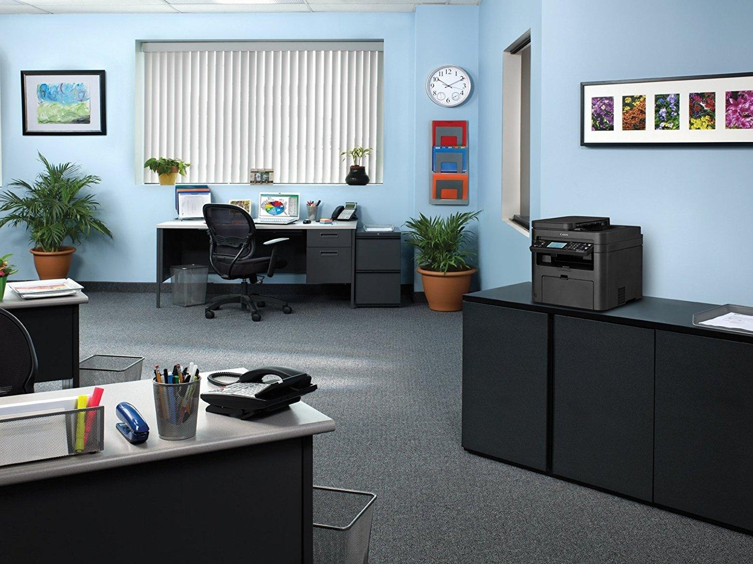 Furniture: Awesome Costco Office Furniture With Desk And Cabinets Intended For Costco Wall Art (Image 8 of 20)