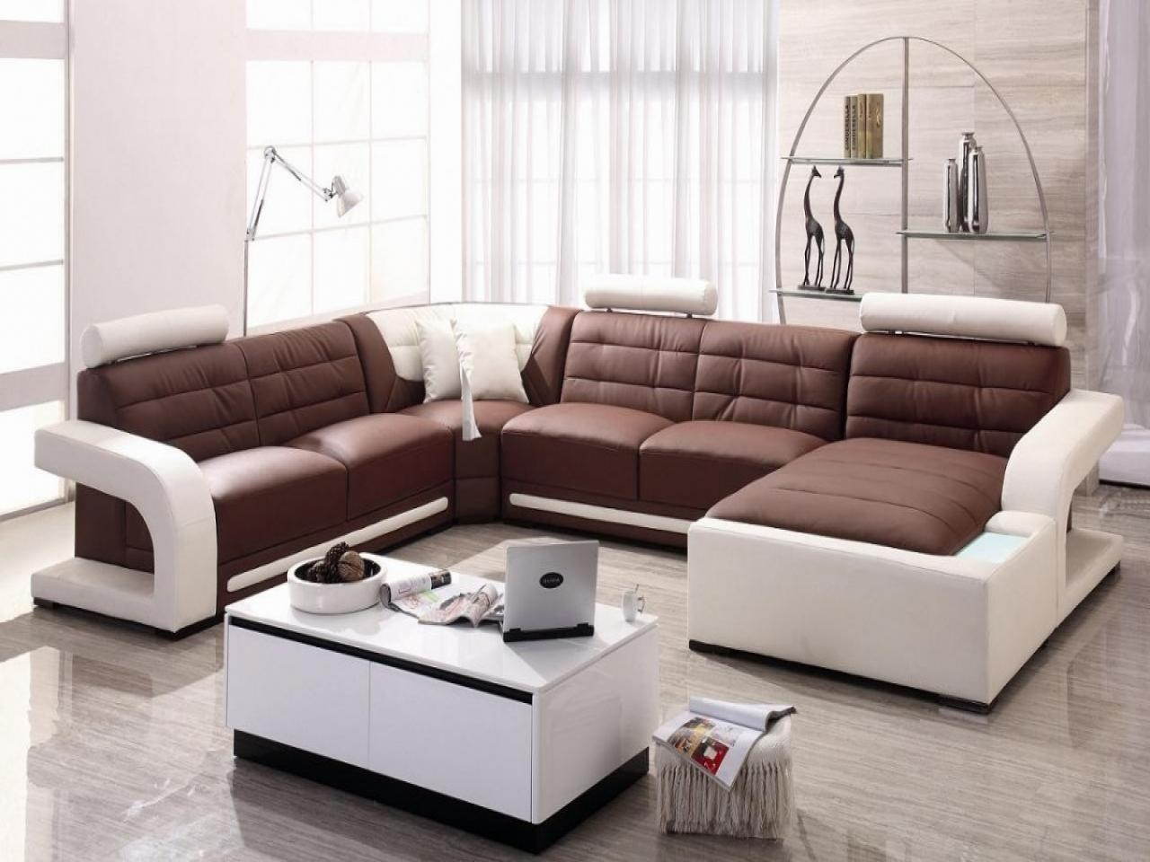Furniture: Decoration Sectionals For Sale In Modern Room Design For Modern Sofas Sectionals (View 11 of 21)