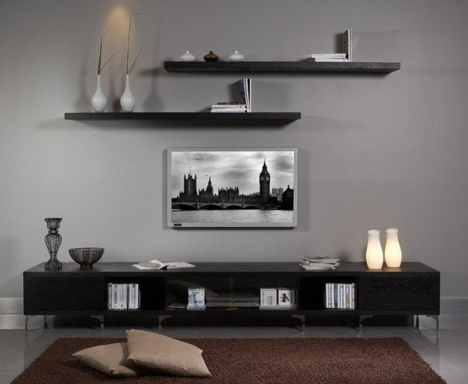 Furniture Design For Tv Stand Enchanting Modern Mouse Tv Stands Pertaining To Current Modern Wooden Tv Stands (Image 11 of 20)