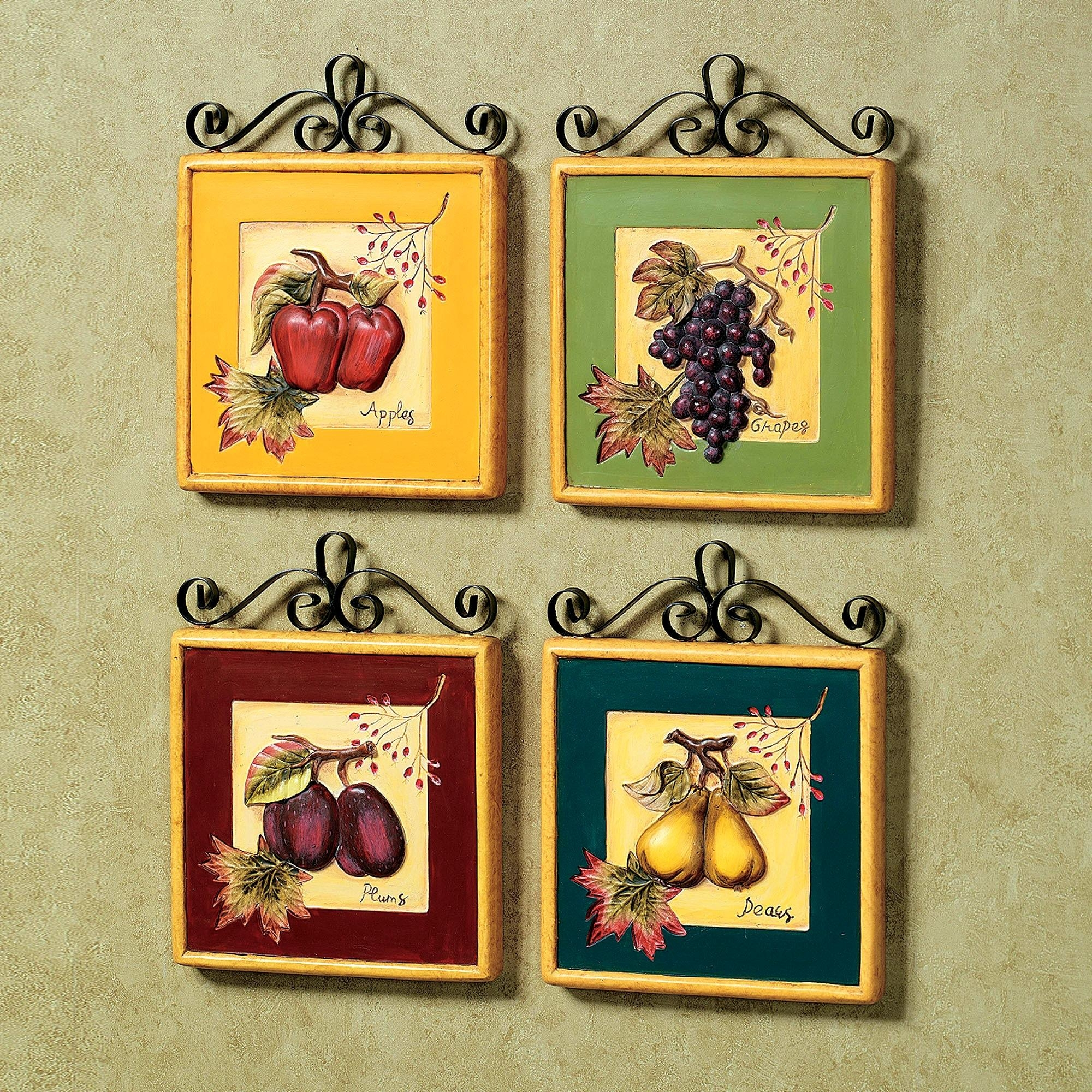 Contemporary Italian Chef Wall Decor Mold - Art & Wall Decor ...