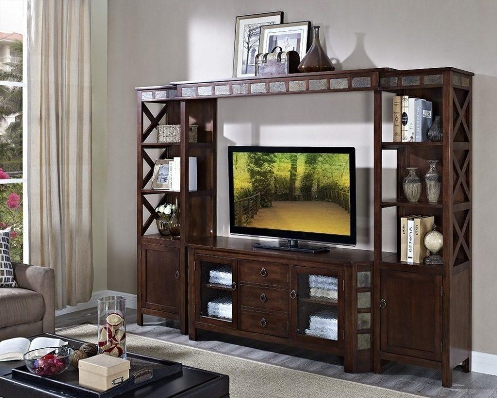 Furniture Home : Stand Matching Bookcase Tv Stand Bookshelf Combo Regarding Current Tv Stands With Matching Bookcases (View 2 of 20)