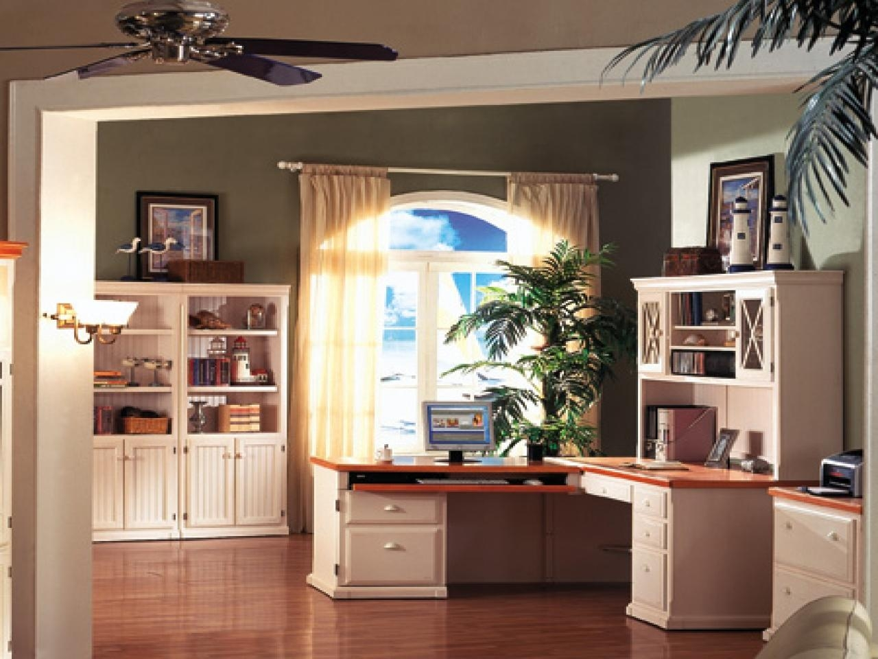 Furniture: Interesting Costco Office Furniture With Wood Desk And Intended For Costco Wall Art (Image 11 of 20)