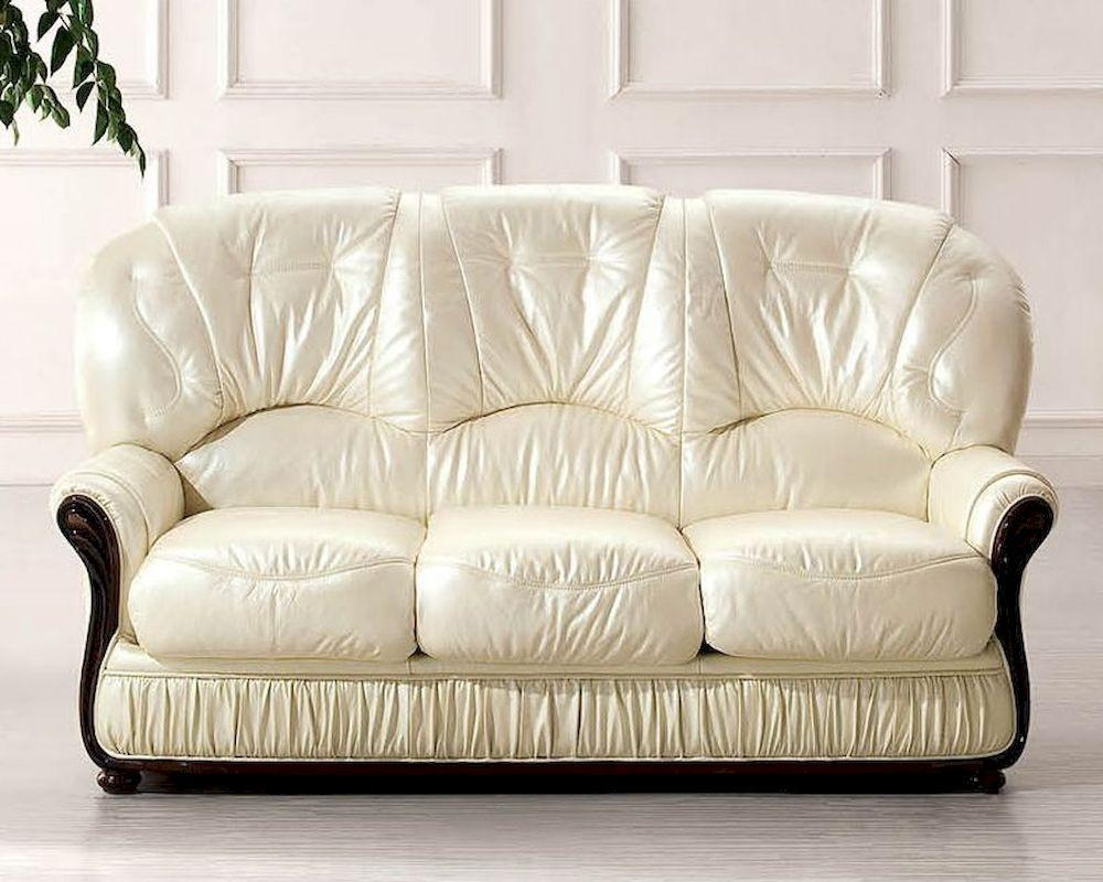 Furniture Italian Leather Sofa Bed 33Ss32 Intended For European Leather Sofas (Image 10 of 21)