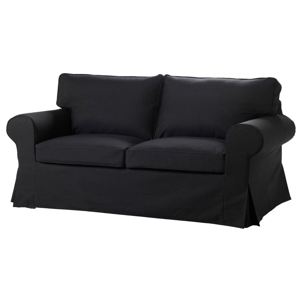 Furniture: Loveseats Ikea | Ikea Ektorp Sofa Cover | Knopparp In Lillberg Sofa Covers (Image 5 of 20)