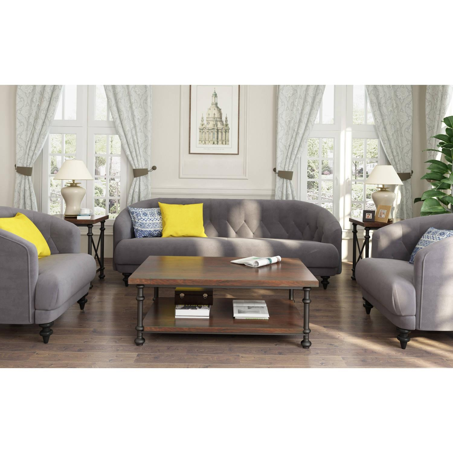 Furniture: Renew Your Living Space With Fresh Sectional Walmart Intended For Sectional Sofas Under  (Image 6 of 20)