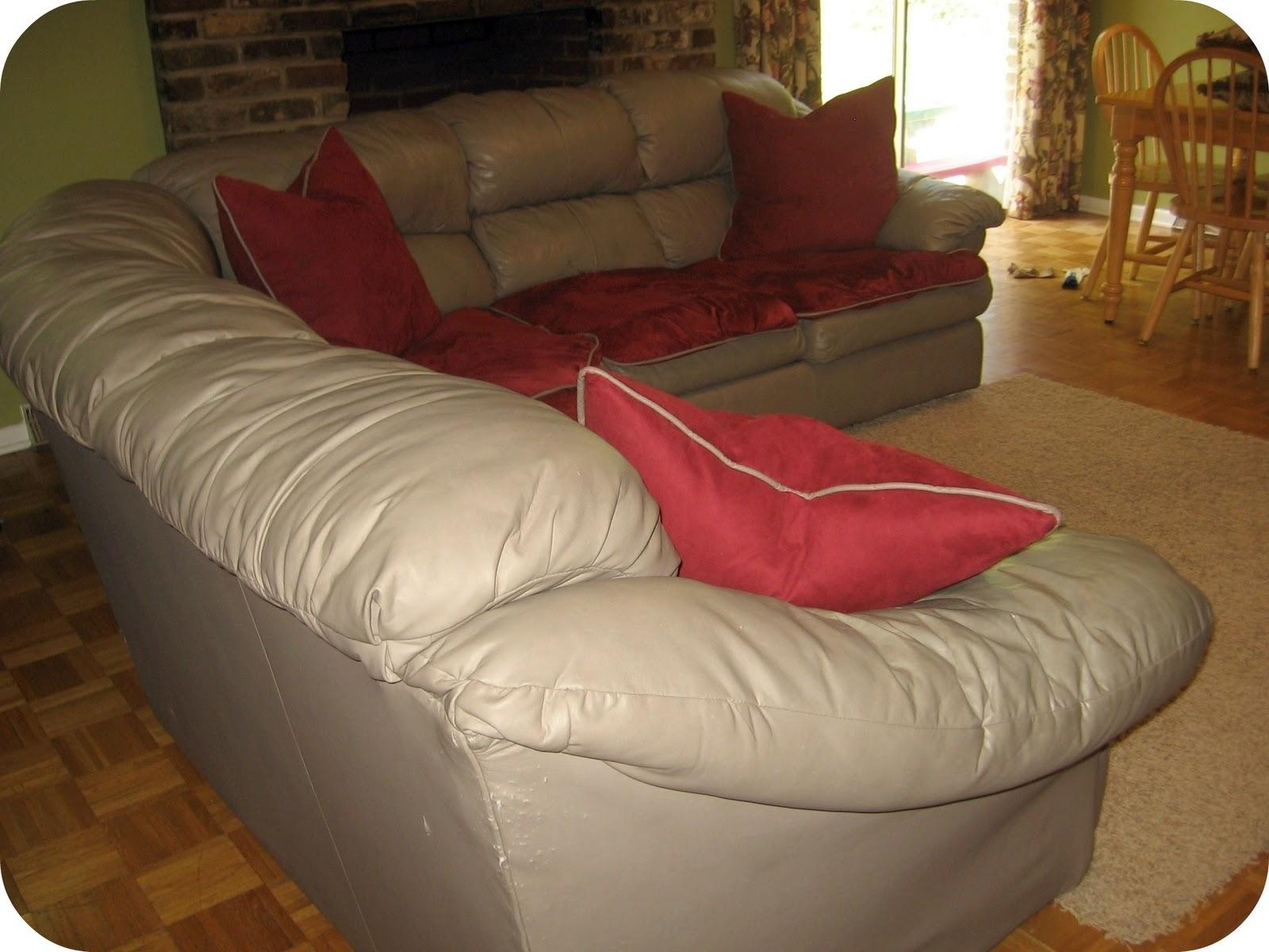 Furniture: Sectional Couch Cover | Couch Sectional Covers | Ikea Regarding Slipcover For Leather Sectional Sofas (Image 8 of 21)
