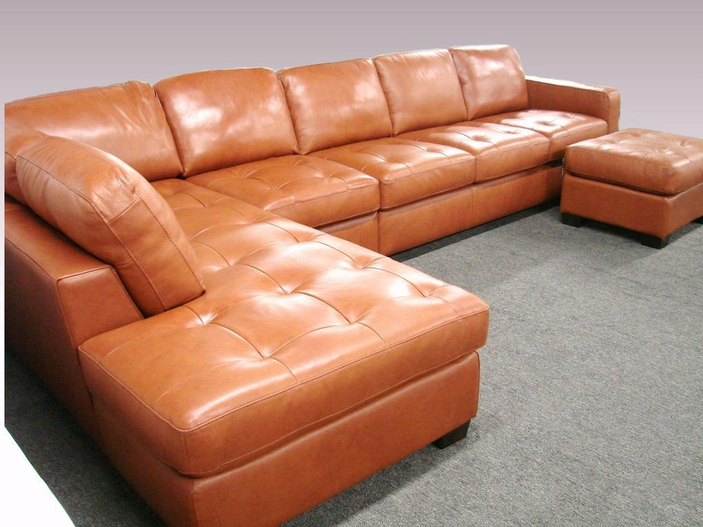 Furniture: Sectional Leather Sofas | Leather Sectionals For Sale For Leather Sofa Sectionals For Sale (Image 6 of 20)