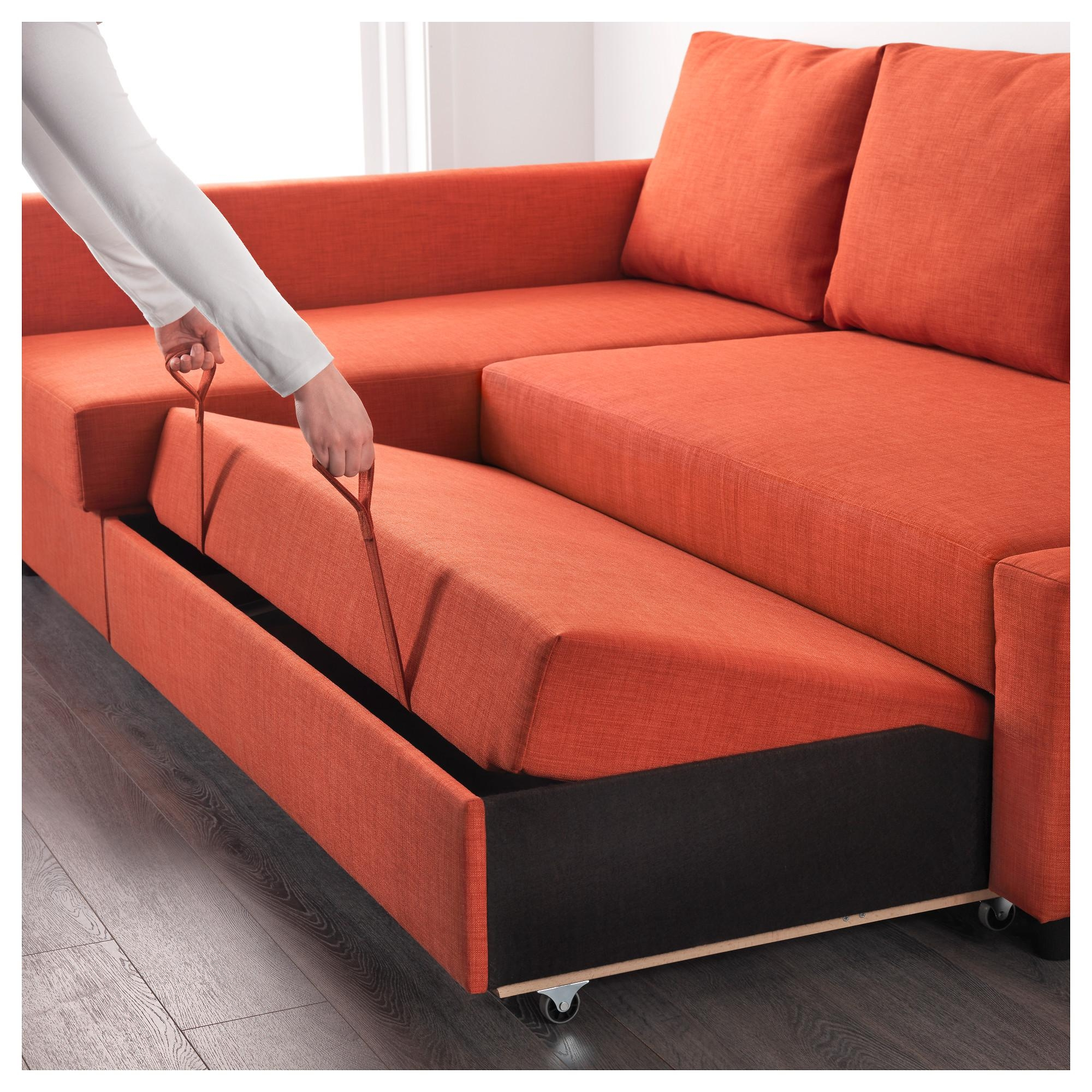 Furniture: Sleeper Chair Ikea With Different Styles And Fabrics To with regard to Red Sofa Beds Ikea