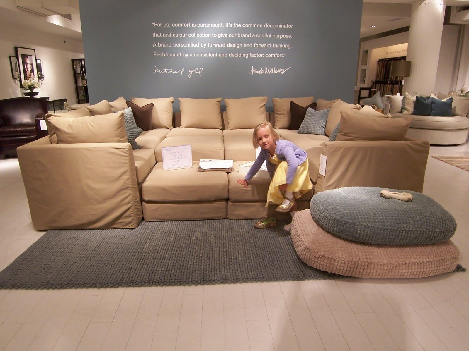 Furniture: Sofa Pit Sectional Has One Of The Best Kind Of Other Is In Pit Sofas (Image 7 of 20)