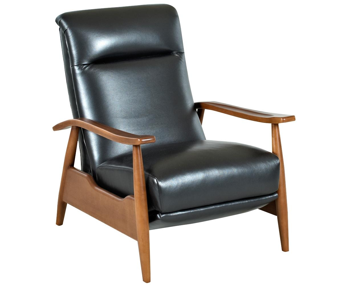 Furniture : Sofa Recliner Chair Lane Recliners Black Leather For Chair Sofas (Image 9 of 22)