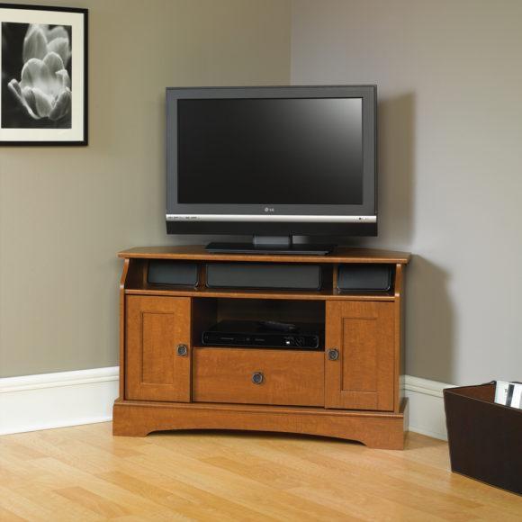 Furniture. Spacious Corner Unit Tv Stands Design (View 12 of 20)