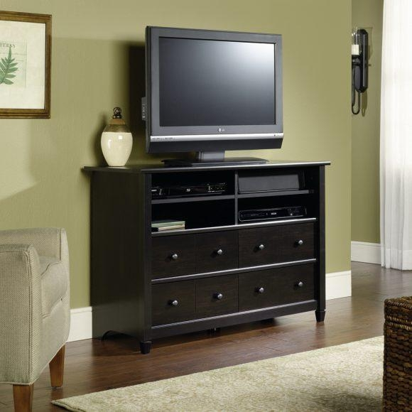 Furniture. The Alluring Tall Tv Stand For Bedroom (Image 10 of 20)