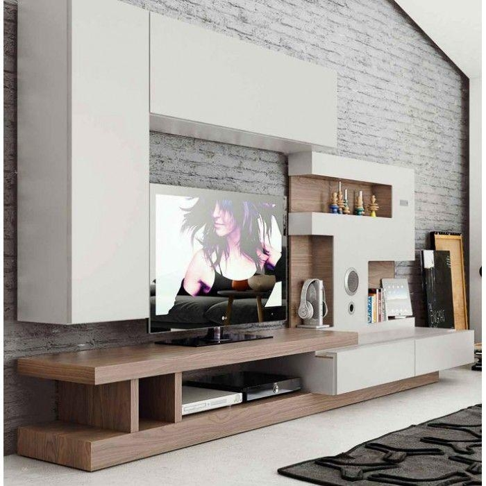 Furniture Tv Armoire, Modern Tv Cabinet On Tv Wall Units Tv Within 2018  Modern Tv