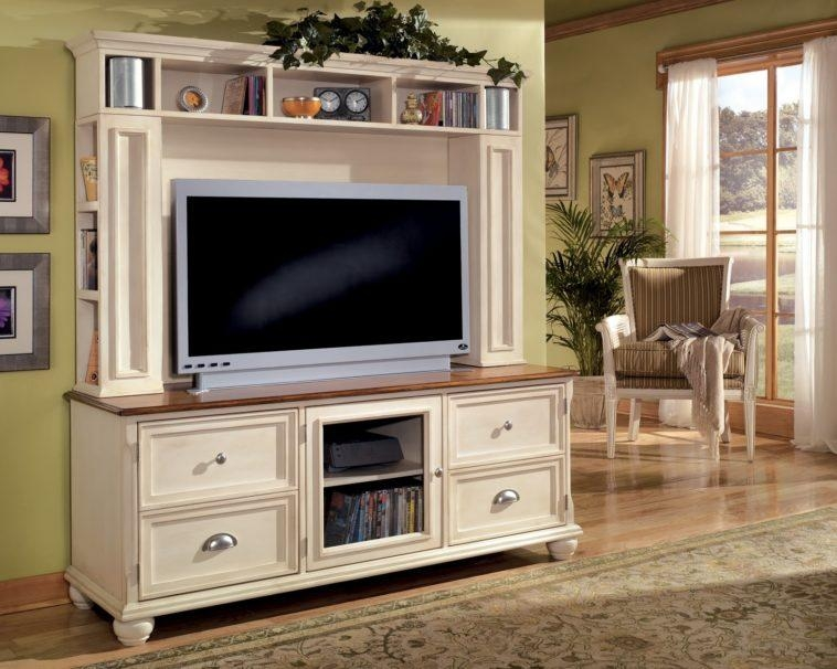 Featured Photo of Country Style Tv Stands