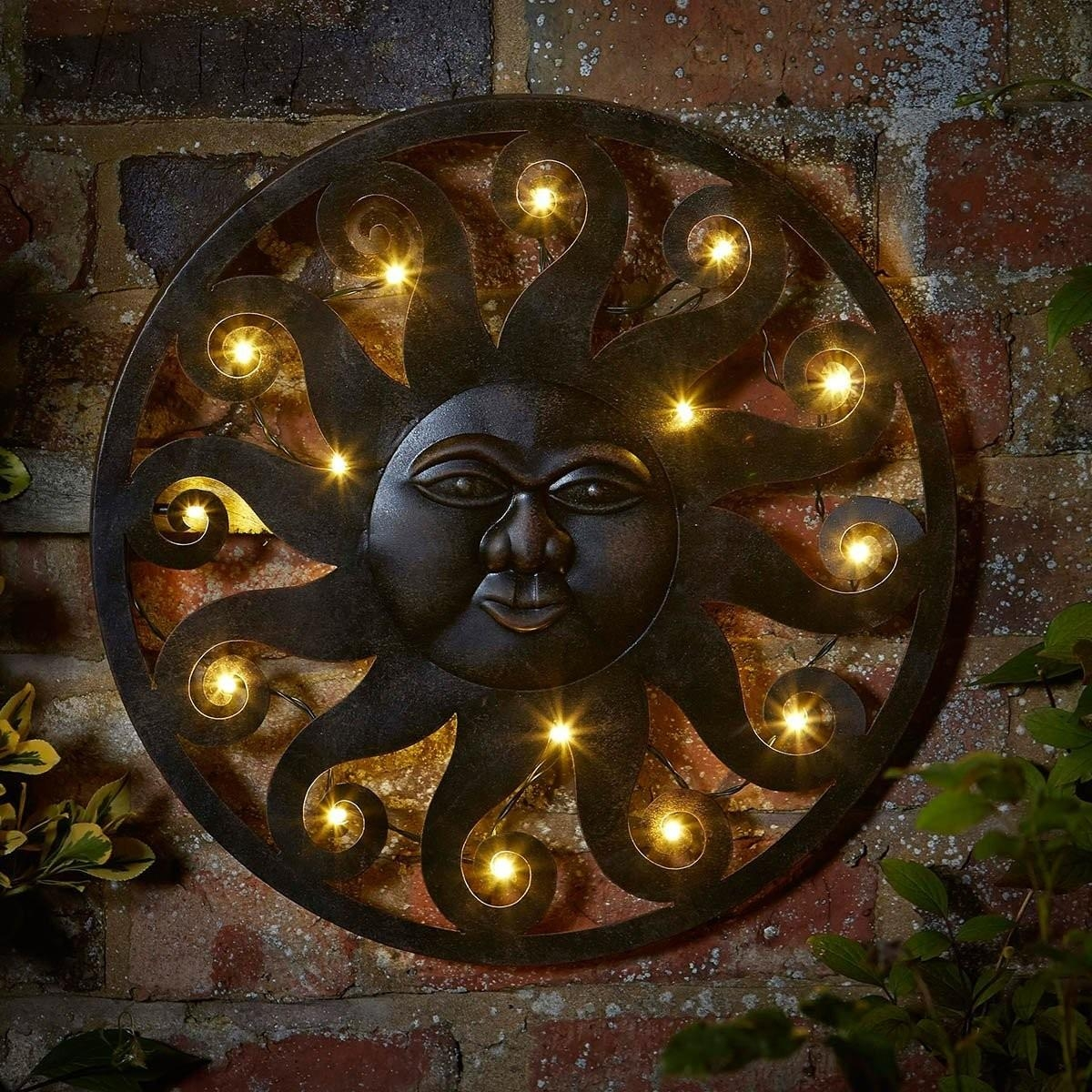 Garden Wall Art Uk Part – 38: Buddha Statues And Ornaments, Wooden With Outdoor Buddha Wall Art (Image 8 of 20)