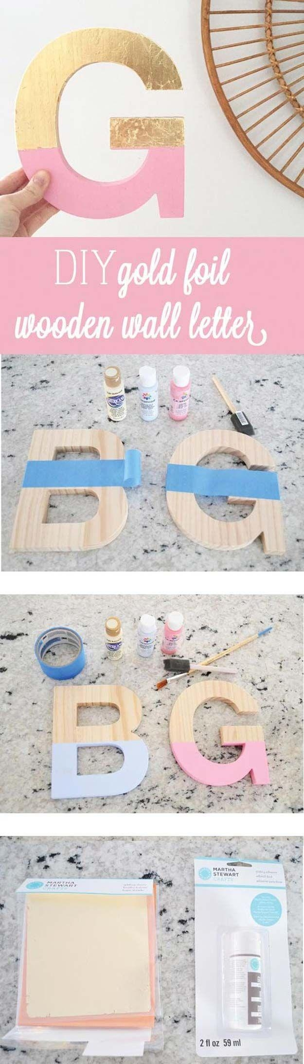 Get 20+ Decorative Wall Letters Ideas On Pinterest Without Signing Intended For Decorative Initials Wall Art (Image 7 of 20)