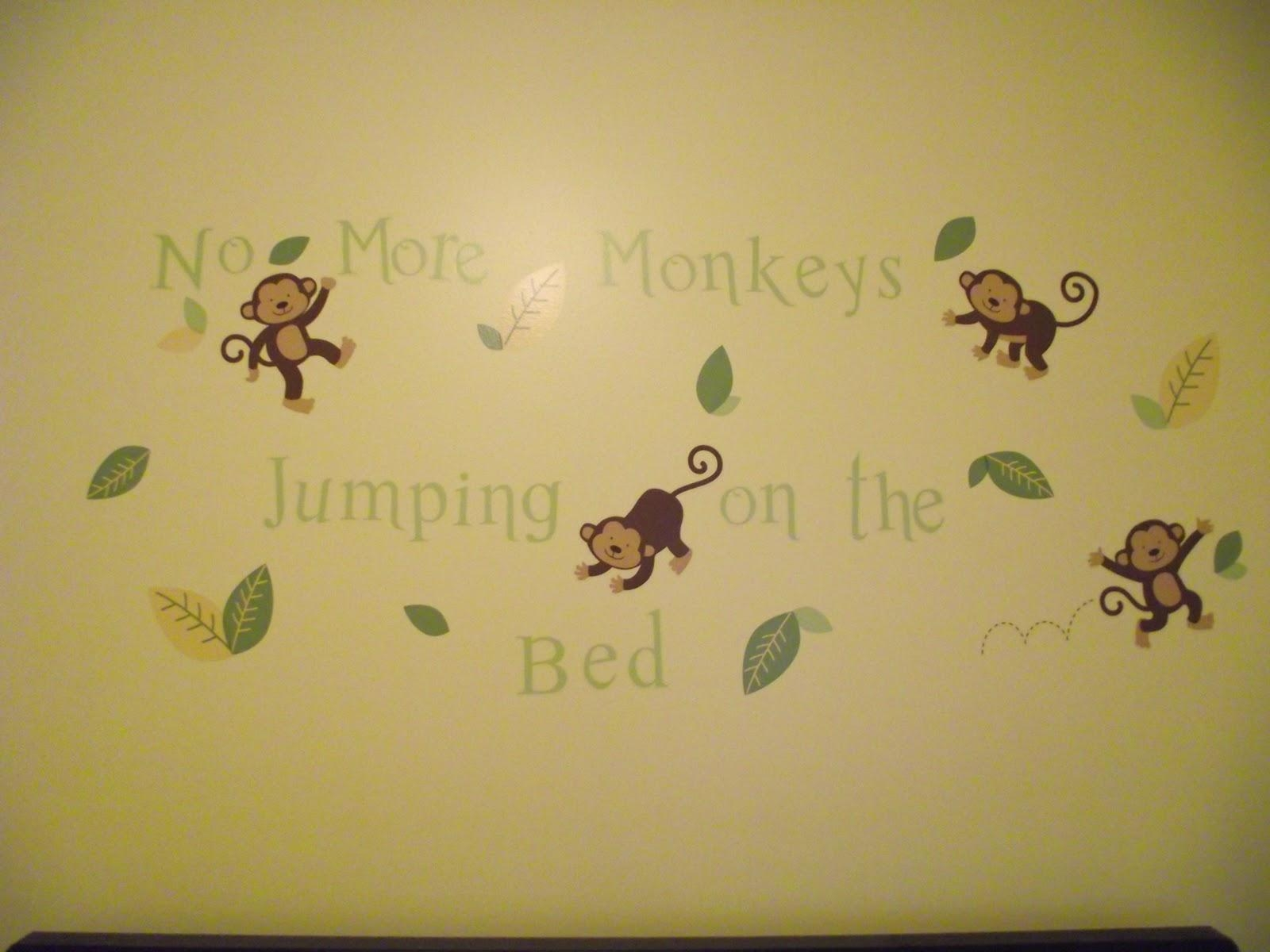 Featured Image of No More Monkeys Jumping On The Bed Wall Art