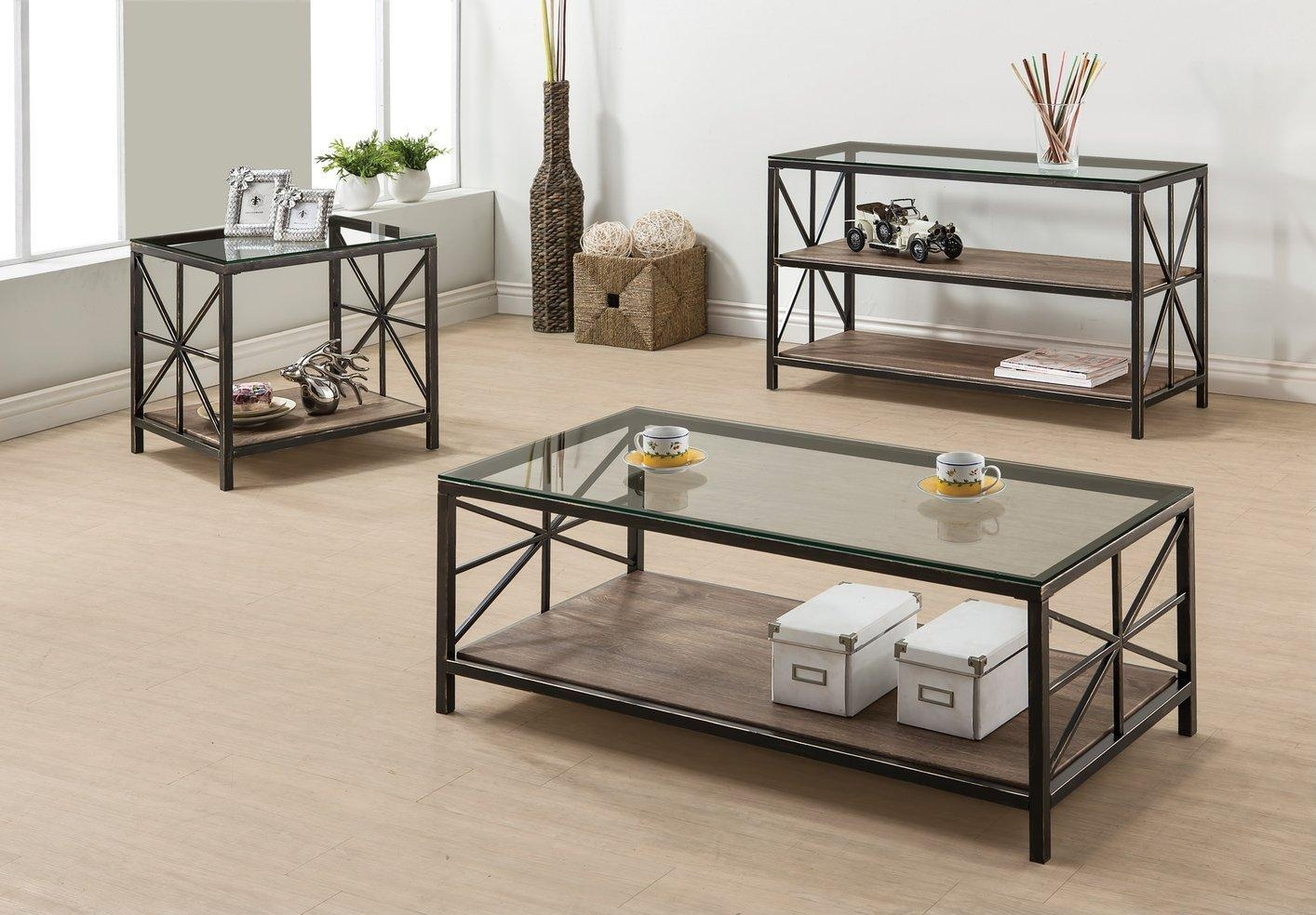 Glass Sofa Table Room | Med Art Home Design Posters Throughout Metal Glass Sofa Tables (Image 6 of 22)