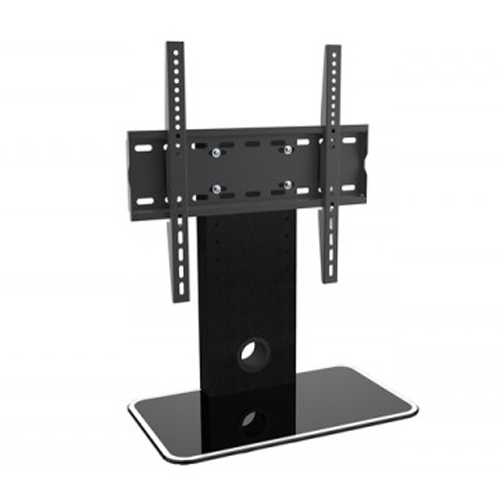 Globaltone Tabletop Tv Mount Stand (Replacement Foot) For Led Lcd Regarding Most Recently Released Tabletop Tv Stand (Image 7 of 20)