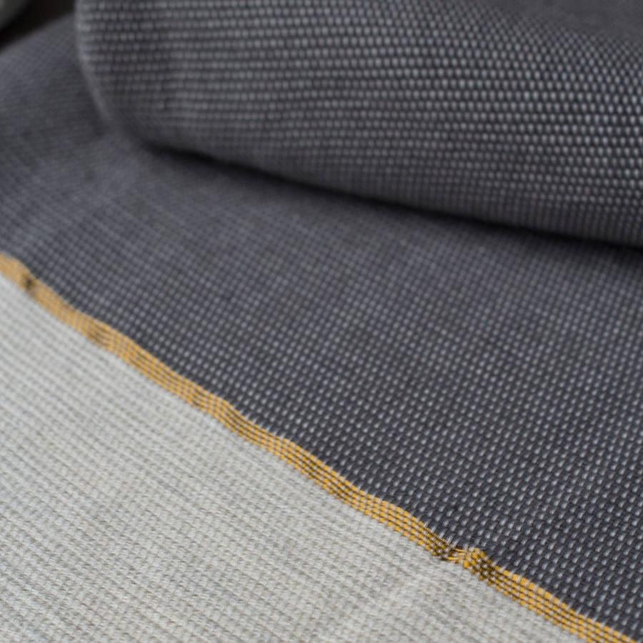 Golden Sofa Cotton Throwville Et Campagne Notonthehighstreet With Regard To Grey Throws For Sofas