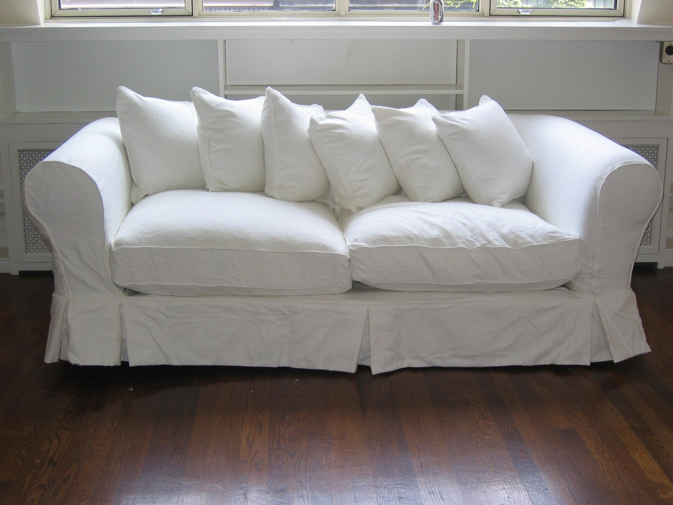 Good White Fabric Sofa 37 For Sofa Design Ideas With White Fabric Sofa With Regard To White Fabric Sofas (Image 9 of 20)