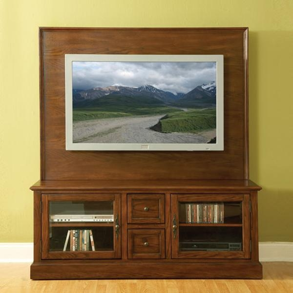 Grangeville Tv Stand With Back Panel | Tv Stands Intended For Most Recently Released Tv Stands With Back Panel (Image 9 of 20)