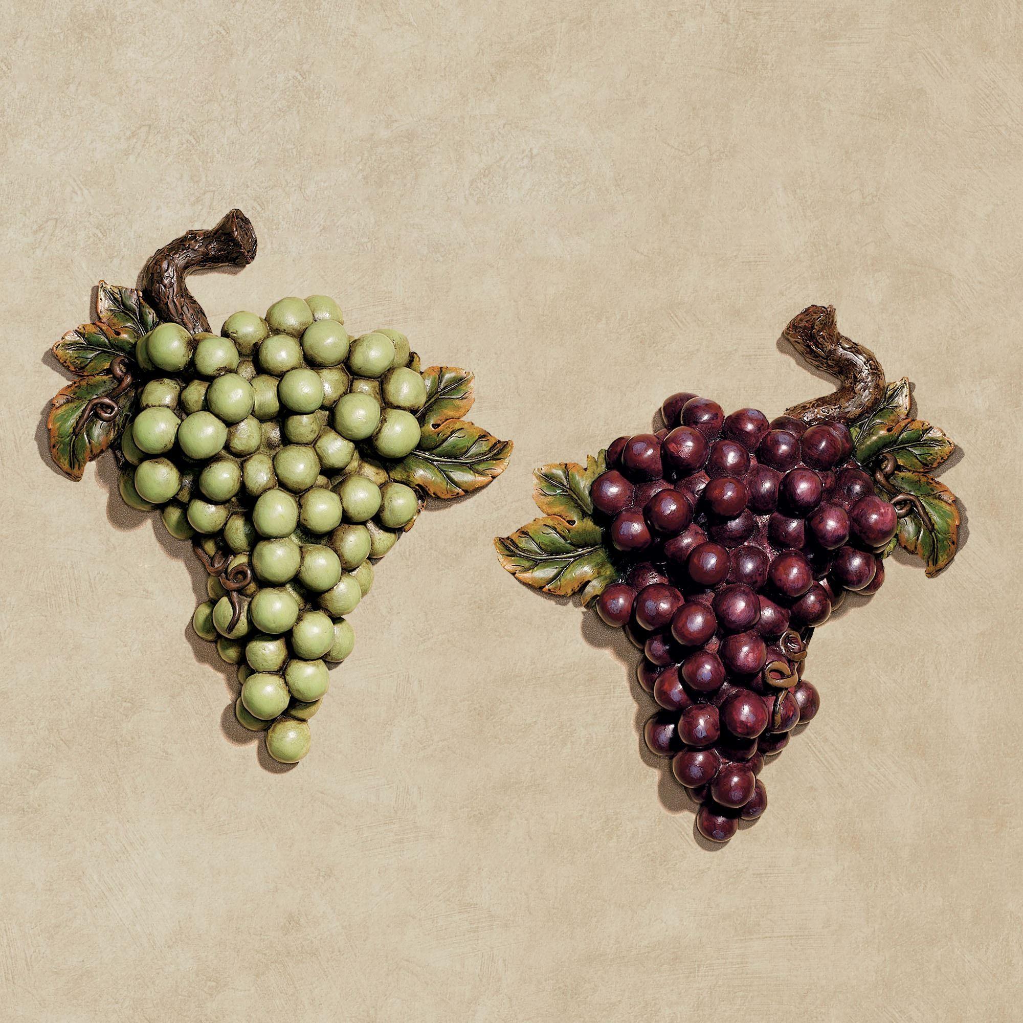 20 Best Ideas Wine And Grape Wall Art Wall Art Ideas