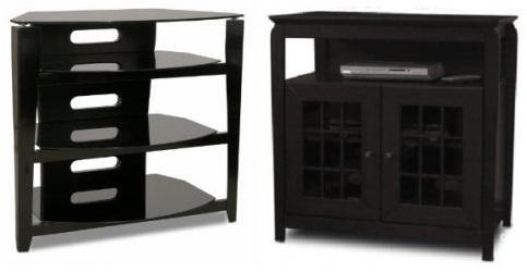 Guide To Various Tv Stand Designs & Types | Studiopsis Throughout Latest Tall Black Tv Cabinets (Image 13 of 20)