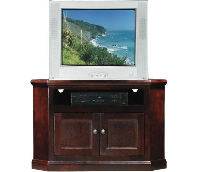 Hacker Help: Corner Flat Screen Tv Stand With Storage – Ikea Inside Most Popular Cheap Corner Tv Stands For Flat Screen (View 4 of 20)