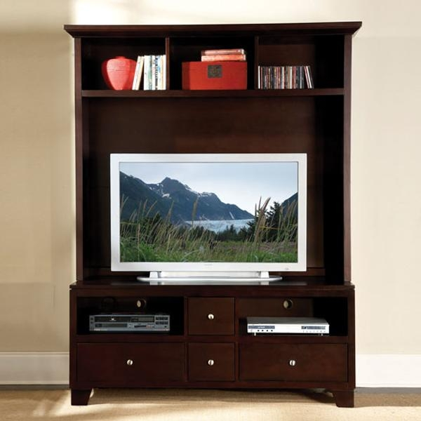 Hailey Tv Stand With Back Panel | Tv Stands With Current Tv Stands With Back Panel (View 1 of 20)
