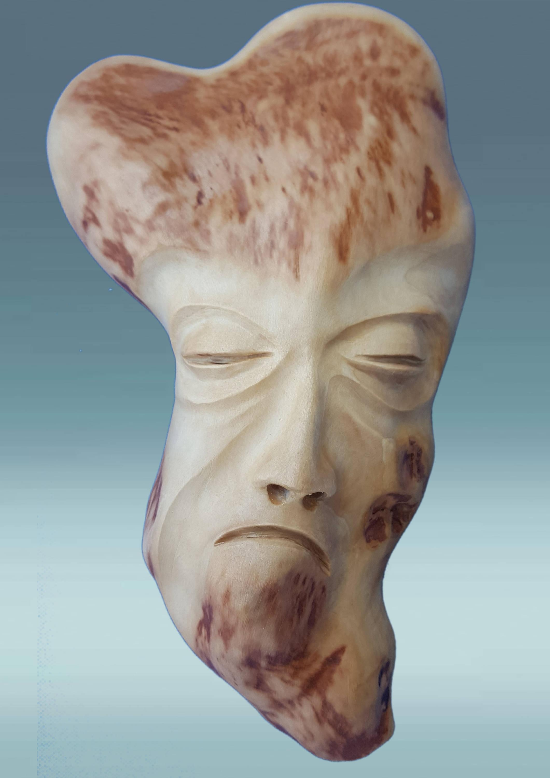 Hand Carved Mask Wooden Mask Wood Mask Mask African Mask Intended For Wooden Tribal Mask Wall Art (Image 11 of 20)