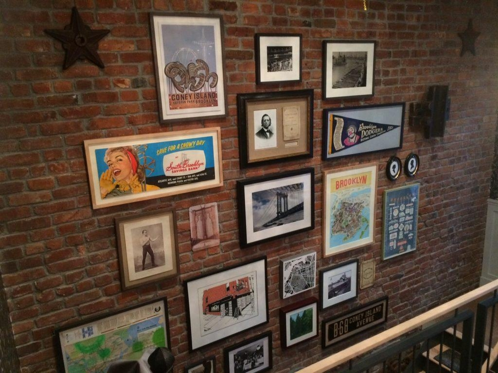 Hanging Art On Brick Archives – Ilevel Within Hanging Wall Art For Brick Wall (Image 13 of 20)