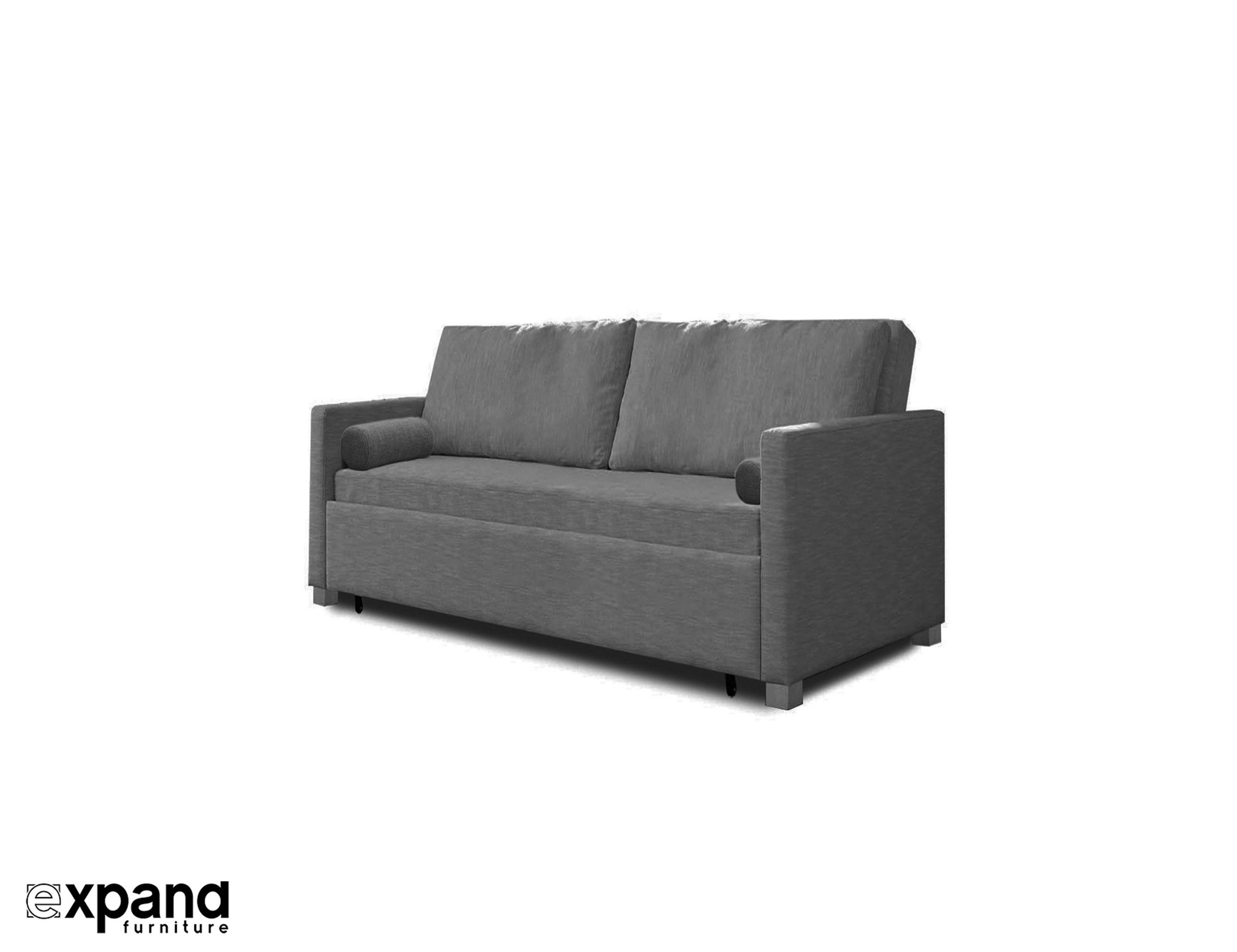 Harmony – Queen Size Memory Foam Sofa Bed | Expand Furniture Pertaining To Sofa Beds Queen (View 14 of 21)
