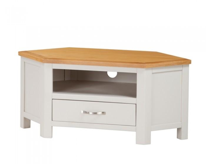Hartford Painted Corner Tv Unit | Entertainment Units | Furn On With Most Recently Released Painted Corner Tv Cabinets (Image 10 of 20)