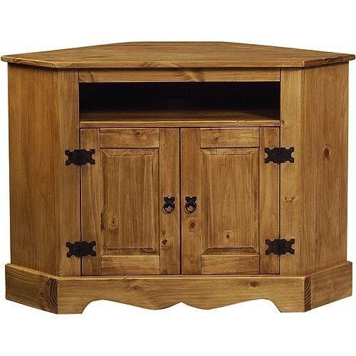 Hartford Solid Pine Corner Tv Unit | Tv Cabinets! | Pinterest With Most Recently Released Pine Tv Cabinets (Image 5 of 20)