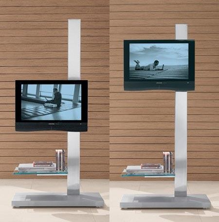 Hd Television: Flat Screen Tv Stand Intended For Newest Narrow Tv Stands For Flat Screens (Image 10 of 20)