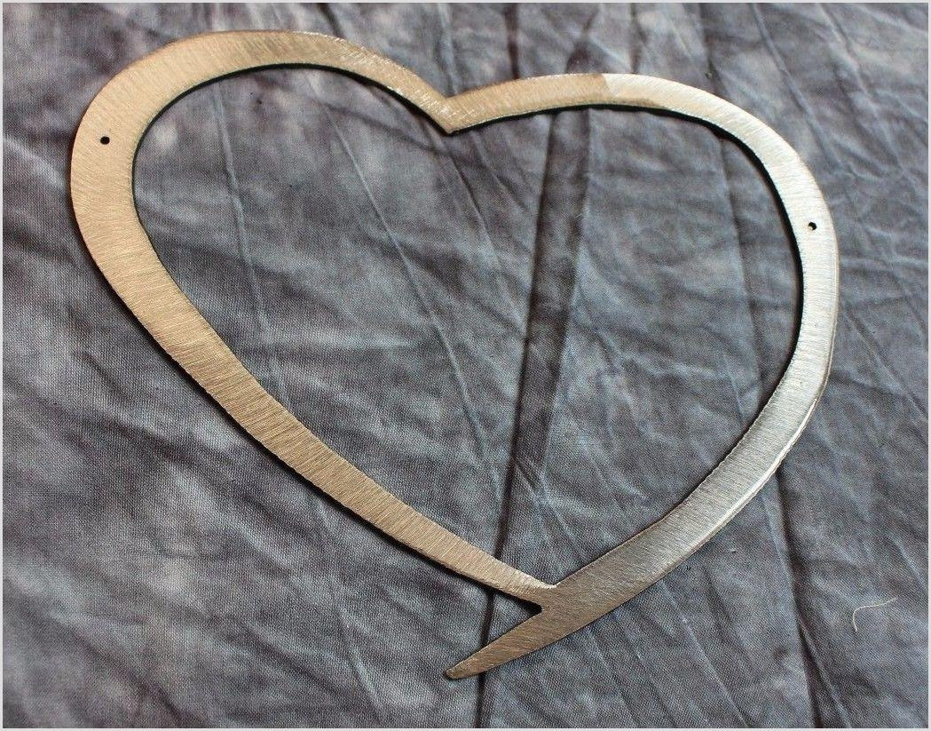 Heart Shaped Metal Wall Art Photos That Really Gorgeous – Desainnow Intended For Heart Shaped Metal Wall Art (Image 5 of 20)