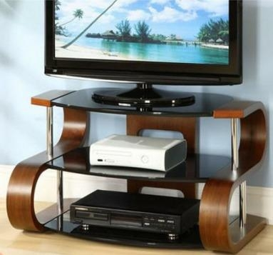 Hidden Wire Tv Stand With Regard To Most Recently Released Stylish Tv Stands (View 3 of 20)