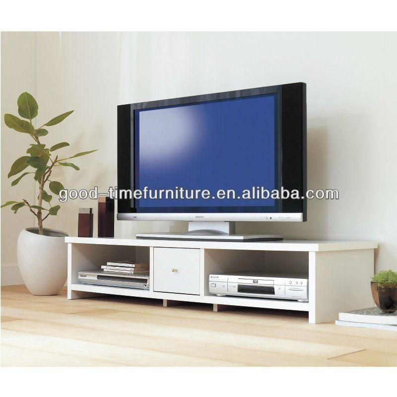 High Gloss White Tv Stand, High Gloss White Tv Stand Suppliers And For Best And Newest Glossy White Tv Stands (View 18 of 20)