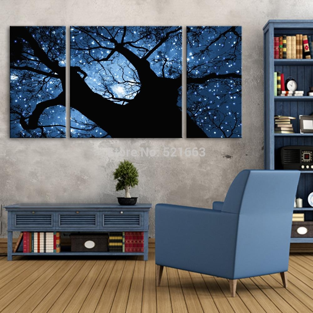 High Quality Fiber Optic Wall Art Buy Cheap Fiber Optic Wall Art Inside Fiber Optic Wall Art (View 5 of 20)