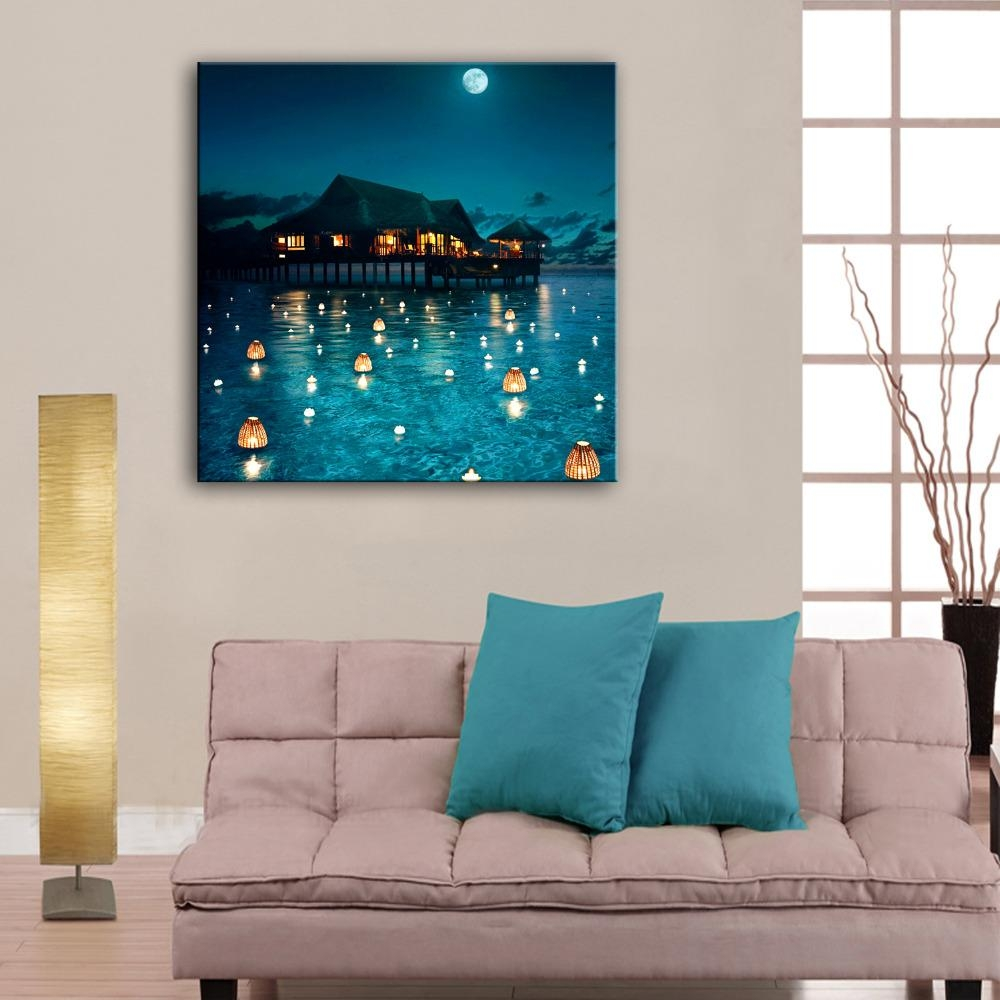 High Quality Fiber Optic Wall Art Buy Cheap Fiber Optic Wall Art With Regard To Fiber Optic Wall Art (View 14 of 20)