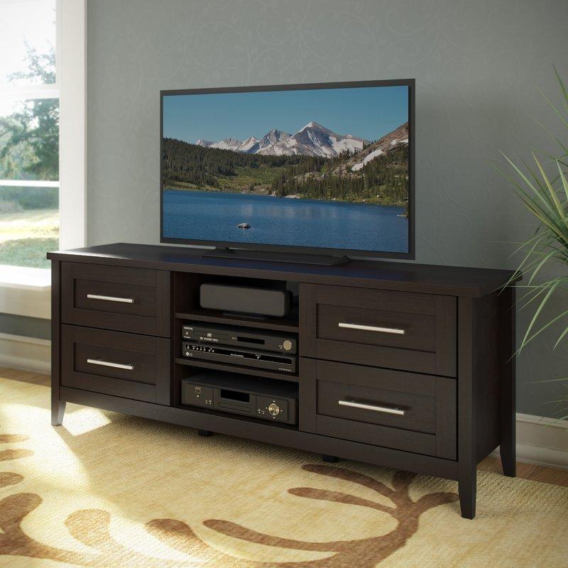 "Hokku Designs Jackson 59"" Tv Stand & Reviews | Wayfair In Most Popular Hokku Tv Stands (View 15 of 20)"