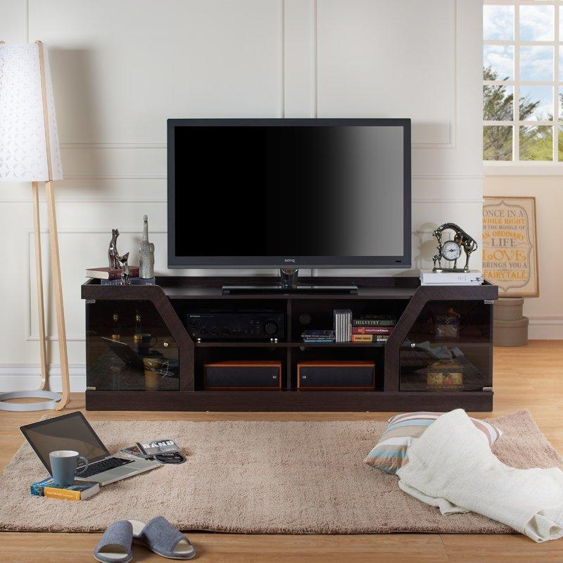 """Hokku Designs Melville 71"""" Tv Stand & Reviews 