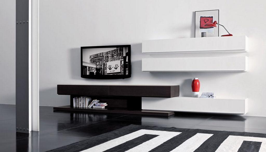Home Accessories: Unusual Tv Unit Design Cool Wallpaper Fur Rug With Regard To Recent Unusual Tv Units (Image 6 of 20)